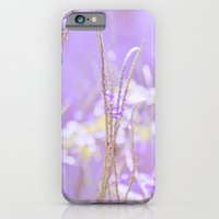 Gladness breathes from the blossoming ground. iPhone 6 Slim Case