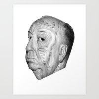 HitchWood Art Print