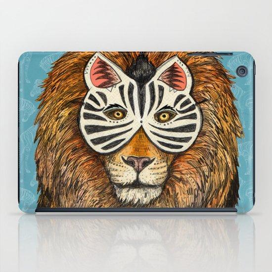 ZebraLion iPad Case