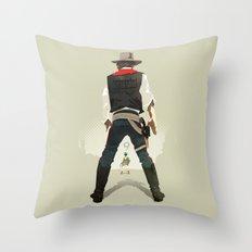 Long, long time ago… Throw Pillow