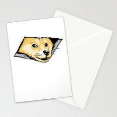 Ceiling Doge Stationery Cards