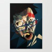 Zombme Canvas Print