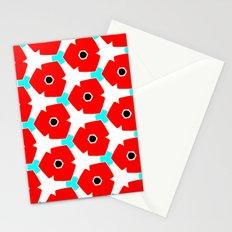 Herweije Retro Flower Pattern Stationery Cards