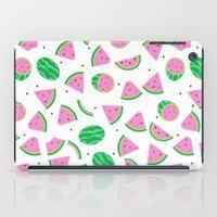 watermelon iPad Case