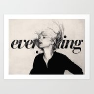 Art Print featuring Everything by Adolfo Correa