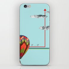 Up...up iPhone & iPod Skin