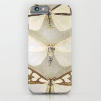 iPhone & iPod Case featuring Moth Wings by D. S. Brennan Photography