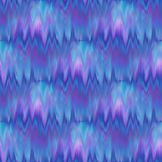 I Love Blue 2-Ocean Frequency  Art Print