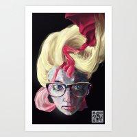 Julia Art Print