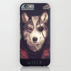 Star Team - Wolf iPhone 6 Slim Case