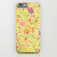Oriental Blooms iPhone 6 Slim Case