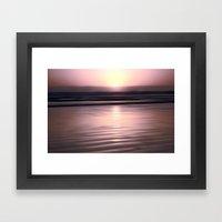 Dream Horizon Framed Art Print