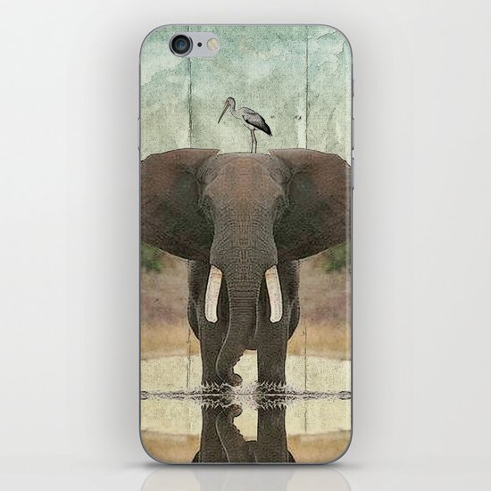 friends for life 03 iPhone & iPod Skin