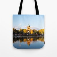 Engelbecken - Berlin Tote Bag