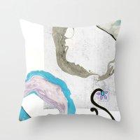 MRBL Throw Pillow