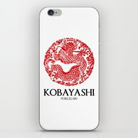 Kobayashi iPhone & iPod Skin