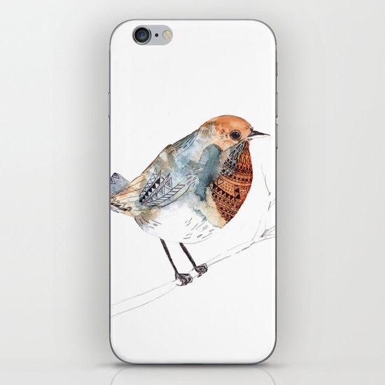 Rockin' Robin iPhone & iPod Skin