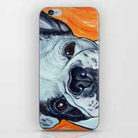 iPhone & iPod Skin featuring French Bulldog by WOOF Factory