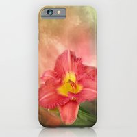 Beautiful Day Lily iPhone 6 Slim Case