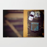 This Is Not An Emergency Canvas Print