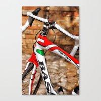 Bike 2 Canvas Print