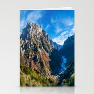 Vicos Gorge Stationery Cards