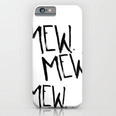Mew. Slim Case iPhone 6s