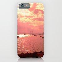 Red Lake iPhone 6 Slim Case