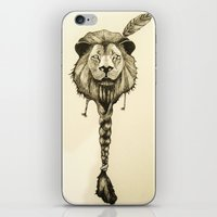 Lionelle iPhone & iPod Skin
