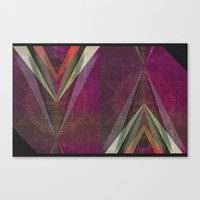 Peaks of Perfection Canvas Print