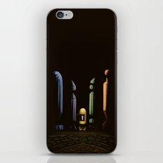 The Secret Symphony iPhone & iPod Skin