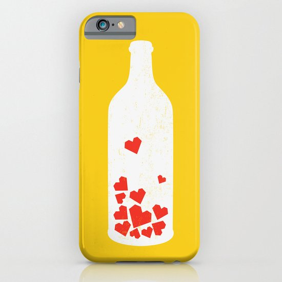 Message in a bottle iPhone & iPod Case