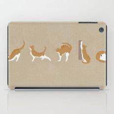 Cat Ballet iPad Case