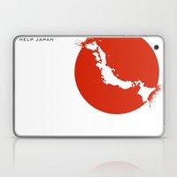 Save Japan! Laptop & iPad Skin