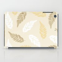 Fern Fronds iPad Case