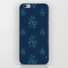 Swirly Jellyfish iPhone & iPod Skin