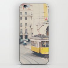 city trams ...  iPhone & iPod Skin