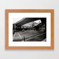 Tokyo~shibuya~ Framed Art Print