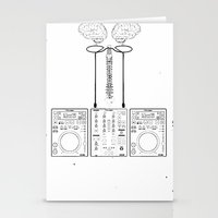 The Pioneer (CDJ Quick C… Stationery Cards