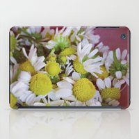 chamomile iPad Case