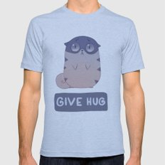 Boggart Hug Mens Fitted Tee Athletic Blue SMALL