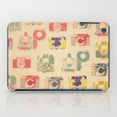 Camera Action iPad Case