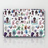 Cute Steven Universe Doo… iPad Case