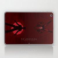 Deadpool - Pool Party Laptop & iPad Skin