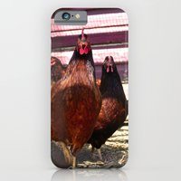 Hens In The House iPhone 6 Slim Case