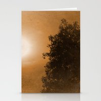 Autumn Feeling  Stationery Cards