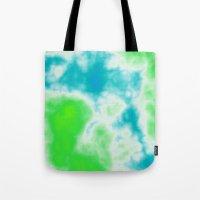 Calming Sky Tote Bag