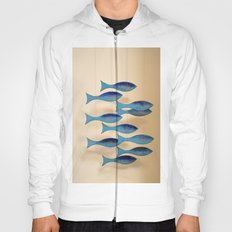 Fish on the Line Hoody