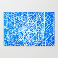 Intranet Canvas Print