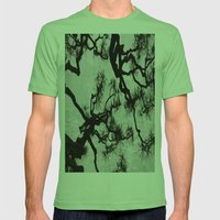 Tradition Mens Fitted Tee Grass SMALL